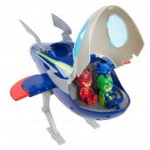 Nave PJ Masks Aventuras na Lua