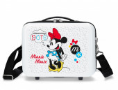 Necessaire ABS Adap Trolley Minnie Mouse Disney