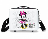 Necessaire Adap Trolley ABS Minnie Mouse Disney