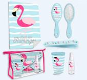 Necessaire de Viagem Flamingo