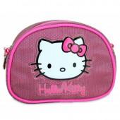 Nécessaire Rosa Oval Hello Kitty