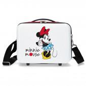 Necessaire Viagem ABS Adap. Trolley Minnie Magic