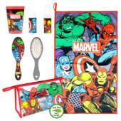 Necessaire Viagem Avengers Marvel