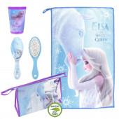 Necessaire Viagem Frozen 2 Elsa e Nokk