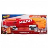 Nerf N-Strike - Mega Twinshock