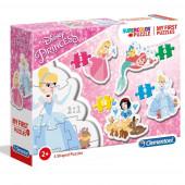 O Meu Primeiro Puzzle Princesas