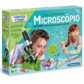 O Teu Primeiro Microscópio Ciência e Jogo