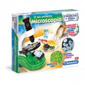 O Teu Primeiro Microscópio