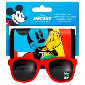 Óculos de Sol + Carteira Mickey Disney