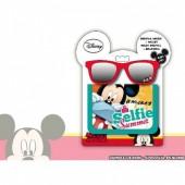 Oculos de Sol + Carteira Mickey Selfie Summer