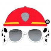 Óculos de Sol com máscara 3D Patrulha Pata - Marshall
