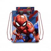 Óculos de Sol + Saco Spiderman