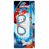 Óculos Mergulho com Tubo Spiderman