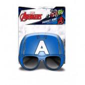 Óculos Sol 3D Capitão América Marvel