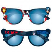 Óculos Sol Avengers Iron Man e Capitão América