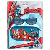 Óculos sol + bolsa Marvel Avengers