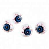 Olhos Halloween 10 unid
