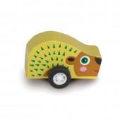 Oops Brinquedo Mão Madeira Ouriço PB