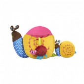 OOPS Peluche Multisensorial Caracol