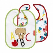 Pack 2 babete Fisher-Price - ABC