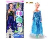 Pack 2 bonecas Bonecas Frozen Disney