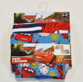 Pack 2 Boxers Cars