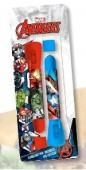 Pack 2 canetas com lanterna  Avengers