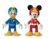 Pack 2 figuras Mickey + Donald da Disney - Corridas