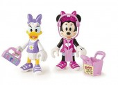 Pack 2 figuras Minnie + Margarida da Disney - Shopping