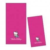 Pack 2 Toalhas Banho Rosa HK