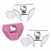 Pack 3 Cuecas Hello Kitty