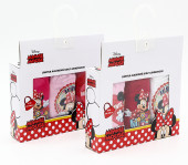 Pack 3 cuecas Minnie Sortido