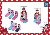 Pack 3 meias Disney Minnie Smile
