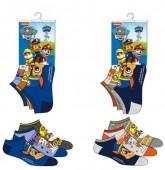 Pack 3 meias soquetes da Patrulha Pata - sortido