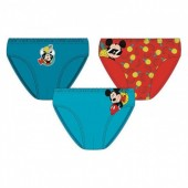 Pack 3 Slips de Mickey Mouse
