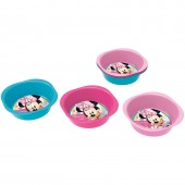 Pack 3 tigelas Picnic Minnie Disney