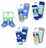 Pack 4 meias Mickey Disney