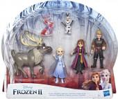Pack 5 Figuras Frozen 2