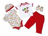 Pack 5 peças para bebé Fisher-Price