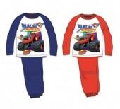 Pack 6 Pijama Polar Blaze e as Monster Machines