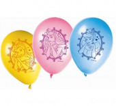 Pack 8 Balões 11polegadas Princesas Atreve-te a Sonhar