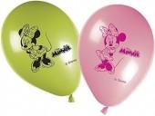 Pack 8 balões Minnie de 11`
