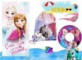 Pack Acessórios Praia Frozen Disney