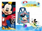 Pack Acessórios Praia Mickey Disney