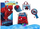 Pack Acessórios Praia Spiderman