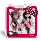 Pack bonecas amigas Hello Kitty - Club Tracy e Kelly