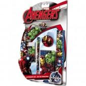 Pack Escolar Avengers