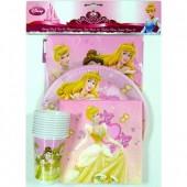 Pack Festas Aniversário Princesas Disney