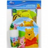 Pack Festas Aniversário Winnie the Pooh