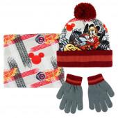 Pack Gorro + luvas + cachecol  Polar Mickey